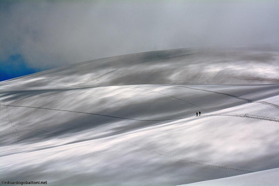 perennial glacier